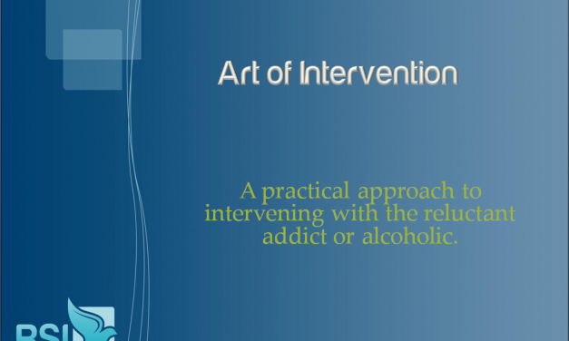 Video:  The Art of Intervention