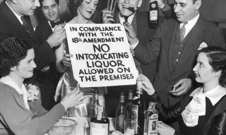 Prohibition Paradox