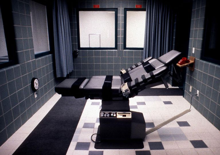 In the News: Death Penalty