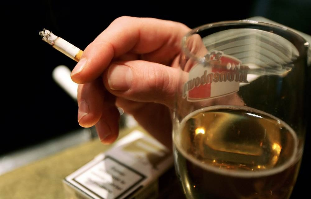About Drinking and Smoking
