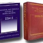 DSM-5 versus DSM-IV