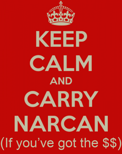 In the News: Who Gets Narcan?