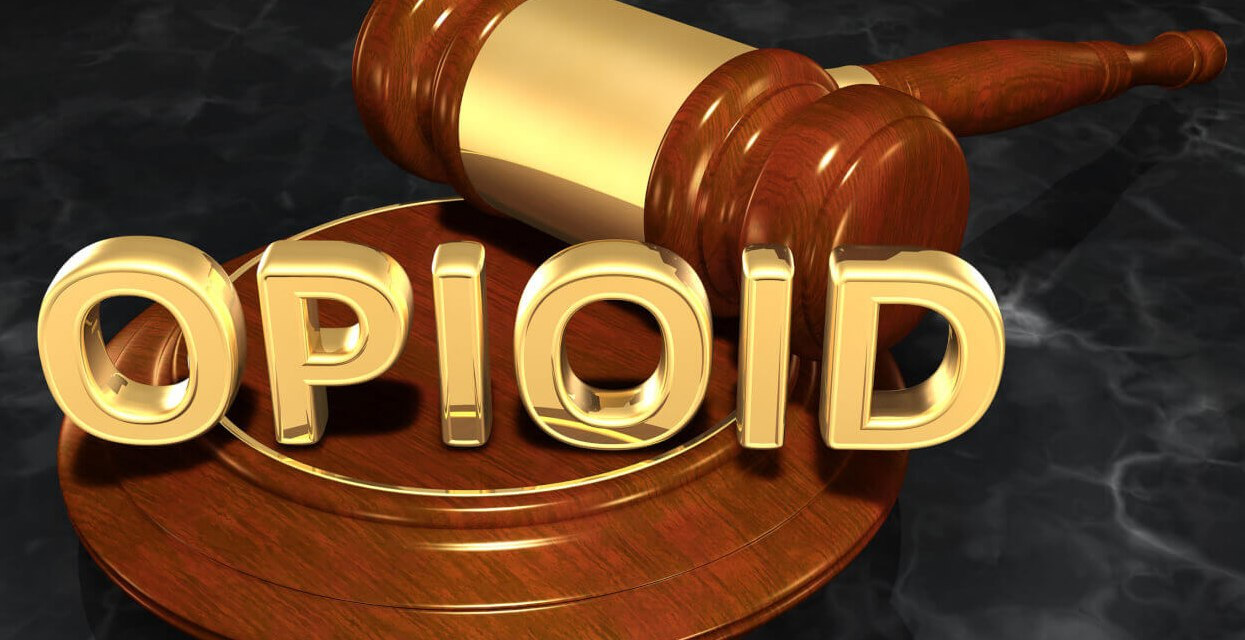 Another Day, Another Opioid Lawsuit