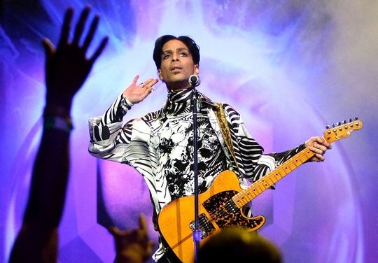 In the News: Update on Prince