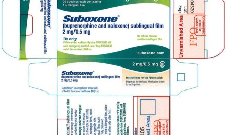 Open the Buprenorphine Tap?